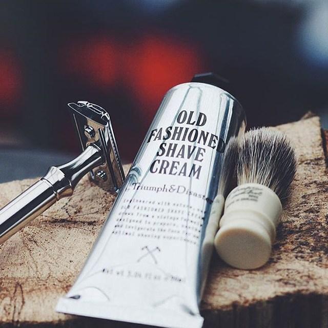 krem do golenia dla mężczyzn