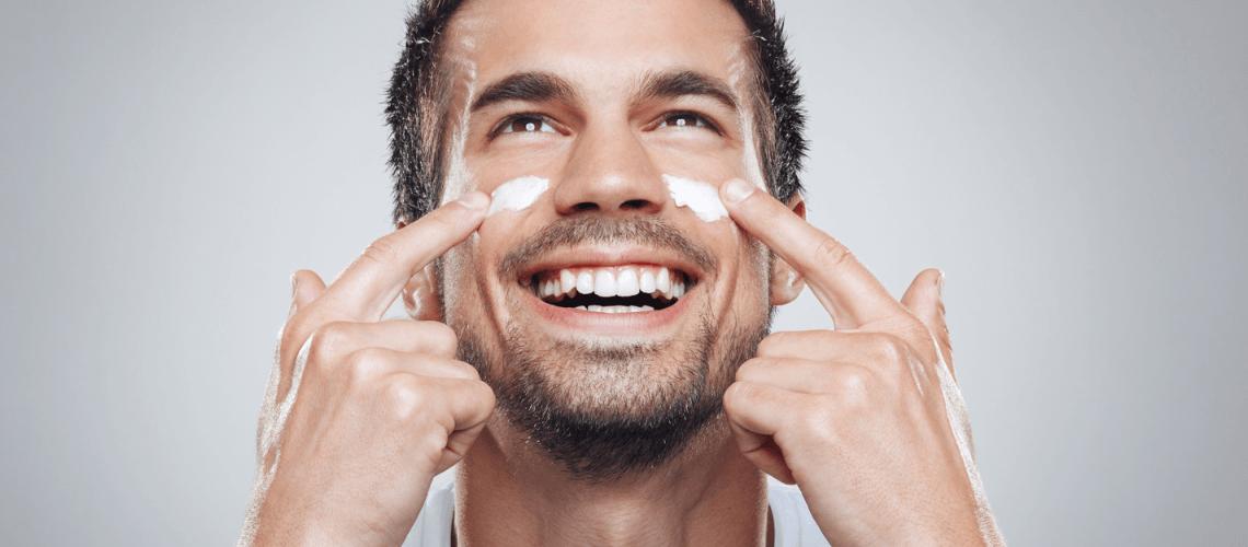 Męska pielęgnacja twarzy – typy skóry, kosmetyki do twarzy dla mężczyzn